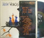 【米Dawn mono】Rita Reys, Sylvia Pierce, Peggy Serra/New Voices (Barry Galbraith, Paul Quinichette, etc)
