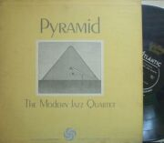 【米Atlantic mono】Modern Jazz Quartet/Pyramid