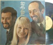 【英Warner Bros mono】Peter Paul and Mary/A Song Will Rise