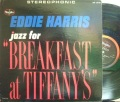 【米Vee Jay】Eddie Harris/Jazz For Breakfast At Tiffany's