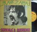 【英Reprise】Frank Zappa (Mothers)/Chunga's Revenge (レアなからし色ジャケット)