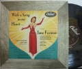 【米Capitol mono】Jane Froman/With A Song In My Heart