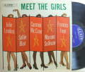 【米Aamco mono】Julie London,Carmen McRae,Sallie Blair,Maxine Sullivan,etc/Meet The Girls