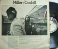 【英Caroline】Steve Miller & Lol Coxhill/ Miller/Coxhill (Hatfield & The North)