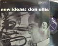 【米New Jazz mono】Don Ellis/New Ideas (Jaki Byard, Ron Carter, etc)