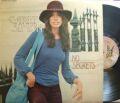 【英Elektra】Carly Simon/No Secrets (Lowell George, Nicky Hopkins, etc) ワーナーのロゴなし
