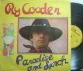 【英Reprise】Ry Cooder/Paradise and Lunch