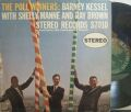 【米Stereo Records】Barney Kessel/The Poll Winners (Ray Brown, Shelly Manne)