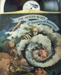 【英Threschold】Moody Blues/Question of Balance (レア 変形ジャケット)