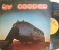 【英Reprise】Ry Cooder/First (ワーナーロゴなし初期RSLPレーベル)