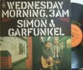 【英CBS mono】Simon & Garfunkel/Wednesday Morning, 3 AM (マト1)