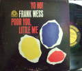 【米Prestige mono】Frank Wess/Yo Ho! Poor You, Little Me (Thad Jones, Gildo Mahones, etc)