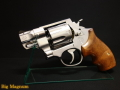 S&W M327 M&P R8 2inch ステンレスフィニッシュ Ver2