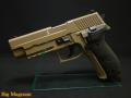 P226 Mk25 デザート フレームHW エボリューション2 モデルガン