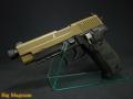 P226 Mk25-TB ツートン フレームHW エボリューション2 モデルガン