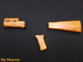 マルイ次世代AK47用ウッドストックセット