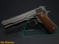 GM7.5 M1911A1 GOVERNMENT ブラック