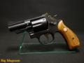 S&W M19 2.5インチ HW ブルーブラック