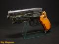 高木型弐0壱九年式爆水拳銃 クリアブラック