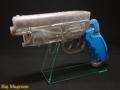 高木型弐0壱九年式爆水拳銃 クリアシルバー