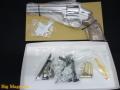 M686 シルバーABS 6インチ モデルガン 組立キット