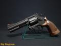 M586 ブラックHW 4インチ モデルガン