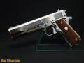コルトガバメント M1911A1シルバーABS