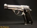 M84 Silver ABS