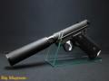 Mk1 アサシンズ サイレンサーバレル ブラックHW