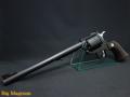 スーパーブラックホーク 10.5インチ 6mm マットブラックABS プラグリVer