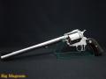スーパーブラックホーク 10.5インチ 6mm シルバーABS プラグリVer