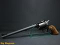 スーパーブラックホーク 10.5インチ 6mm マットブラックABS 木グリ仕様
