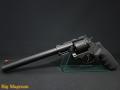 スーパーレッドホーク 9.5インチ 454カスール マットブラックABS 6mm