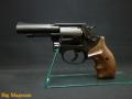 M36 3インチ ブラックHW 木製グリップ カッパーヘッド10発付