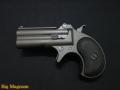 Xカート デリンジャー ブラックHW 6mmBB 鉛メッキ弾頭