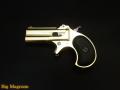 Xカート デリンジャー ゴールド 6mmBB 鉛メッキ弾頭