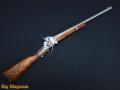 八重と幕末の洋式銃 シャープスカービン銃