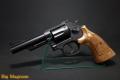 S&W M19 4インチ HW ブルーブラック