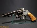 M1917 .455 4inch カスタム スチールジュピターフィニッシュ モデルガン