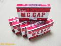 MG CAP キャップ火薬  5mm 5個セット