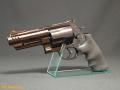 スミス&ウェッソン M500 3+1in ミッドナイトゴールド