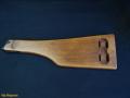 【タナカ】 ルガーP08用木製ストック 8インチモデル専用 ロングタイプ