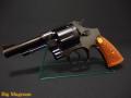 S&W M1917 .455 HE2 カスタム 4inch スチールフィニッシュ