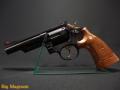 S&W M19 4インチ スチールジュピターフィニッシュ モデルガン