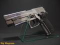 SIG P226 レイルドフレーム エボリューション ステンレス モデルガン