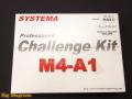 プロフェッショナル・チャレンジキット M4-A1 MAX2 リコイルモデル(M90)