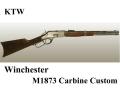 ウィンチェスター M1873 カービンカスタム