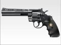 コルトパイソン.357マグナム 6インチ ブラック