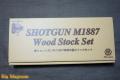 M1887専用木製ストックセット