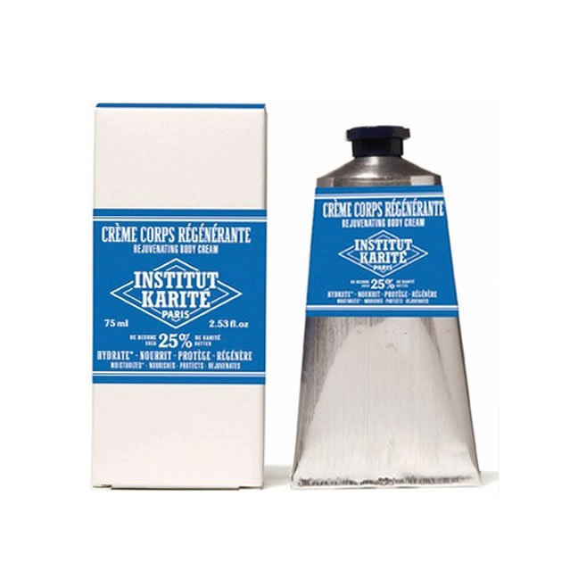 INSTITUT KARITE インスティテュート カリテ 25%Nourishing Body Cream(ボディクリーム)75ml